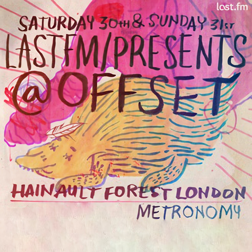 Last.fm/Presents